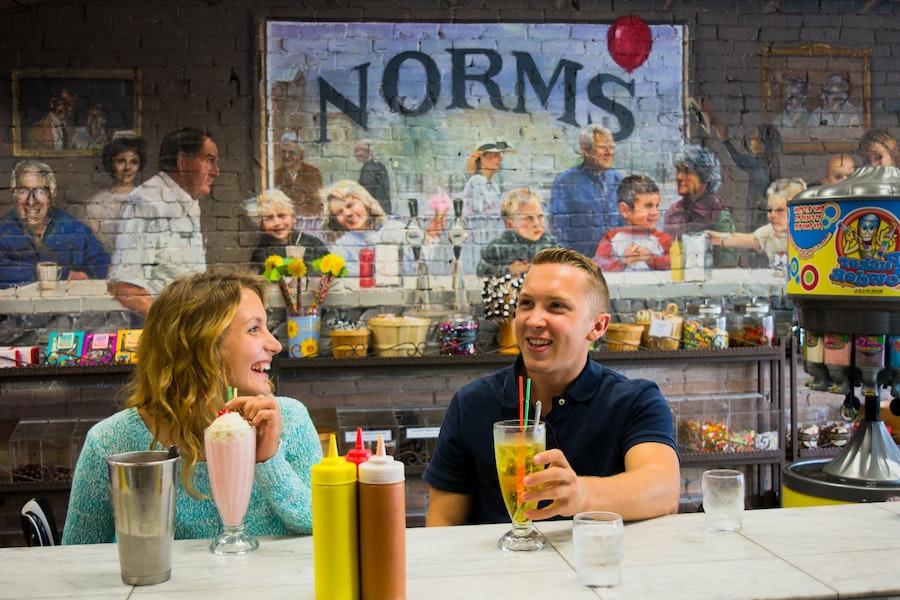 Norm's Soda Fountain, Kalispell