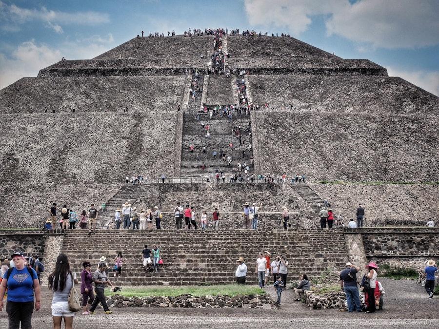 Pyramid o the sun