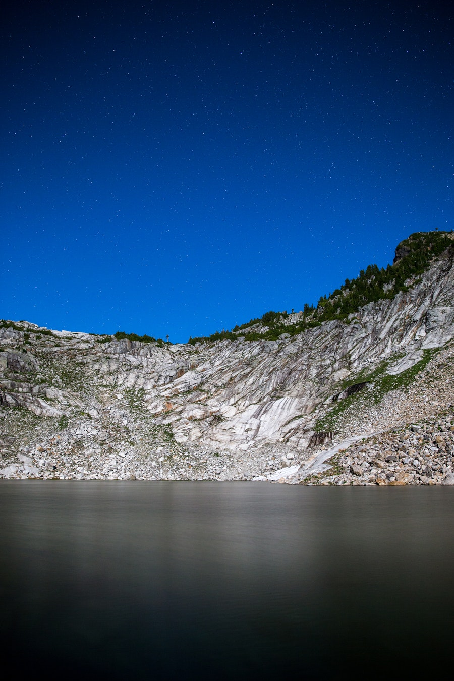 Vesper Lake Sleeps