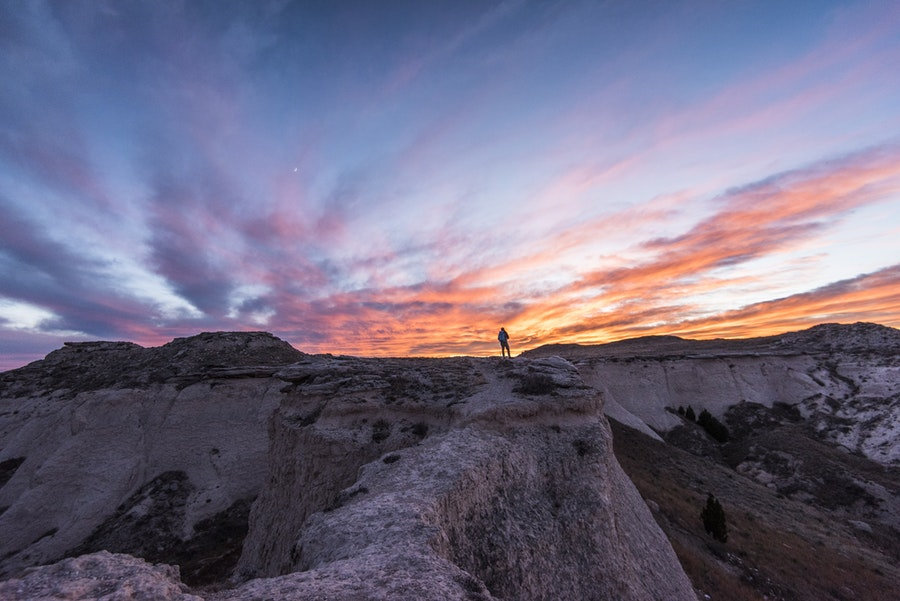Hike the Pawnee Buttes