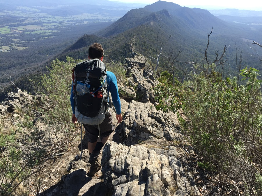 Backpack the Cathedral Ranges