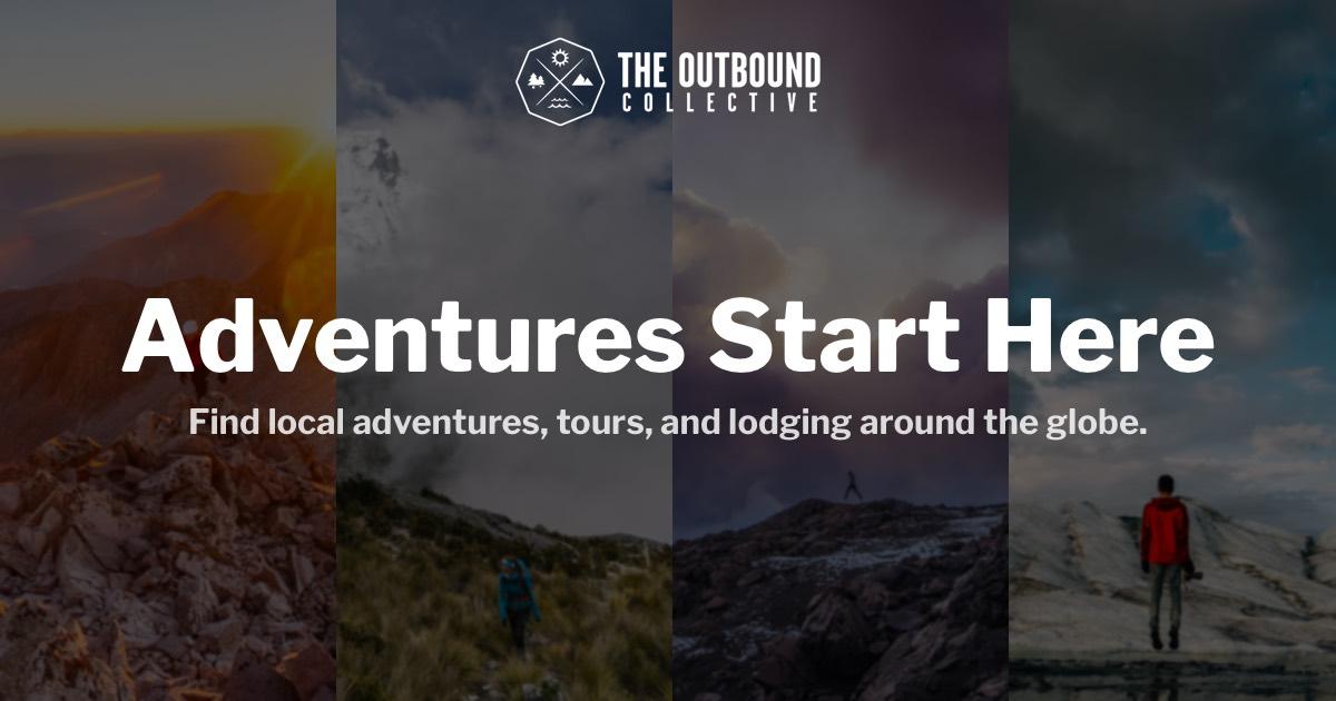 Adventures Start Here